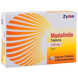Modafinilo 7 Tabletas (200 mg)