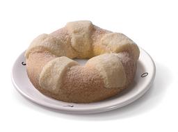 Rosca de Reyes Chica Mazapan