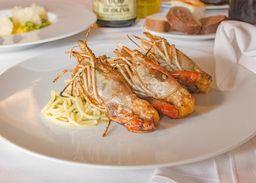 Spaghetti  Alla Chitarra e Escampi