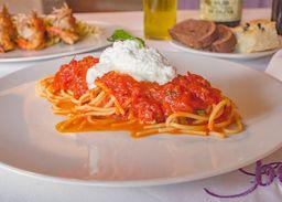 Spaghetti Burrata