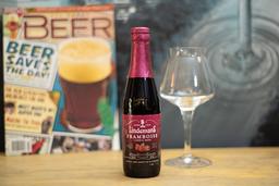 Cerveza Lindemans Framboise
