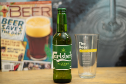 Cerveza Calsberg