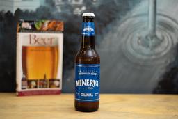 Cerveza Minerva Colonial