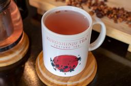 Hot Tea Apple Cranberrie