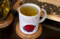 Hot Tea Mint Green