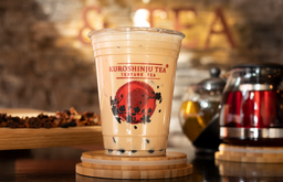 Iced Latte Rasperry Chai