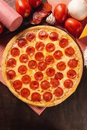 Pizza Orilla Rellena 1 Ingrediente