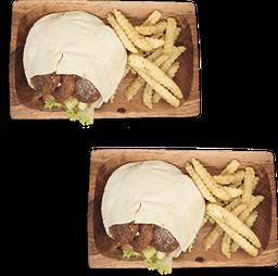 2 Kebabs de Ternera a Precio Especial