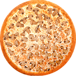 Pizza de Champiñón