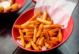 Crinkle Hot Fries