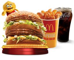 McTrío Grande Big Mac Doble