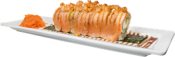 Salmoncito Hot Roll