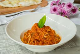 Espagueti Boloñesa