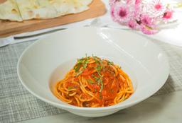 Espagueti Pomodoro