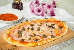 Pizzeta Proscuitto e Fungui