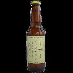 Cerveza Artesanal Colima Cayaco Botella 355 ml