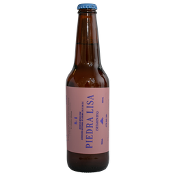 Piedra Lisa Cerveza Artesanal Colima Botella