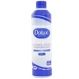 Alcohol Etílico Dalux 500 mL