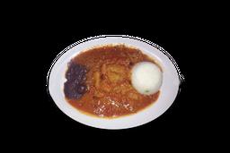 Menú Completo con Chicharrón