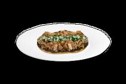 Menú Completo con Huarache