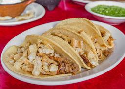 Taco los de la Mexico