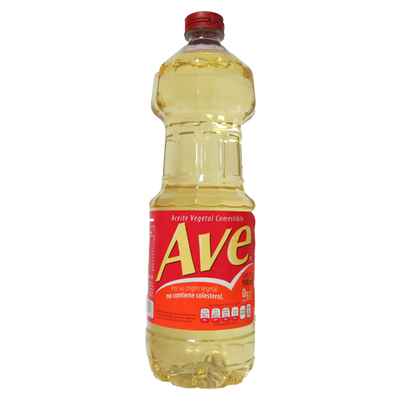 Ave Aceite Vegetal Comestible
