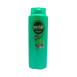 Sedal Shampoo Rizos Obedientes Nutrifijadora