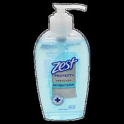 Zest Jabon Liquido Para Manos Protect+