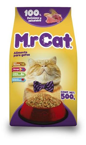 Comida Para Gato Mr.Cat Belenes 500 G