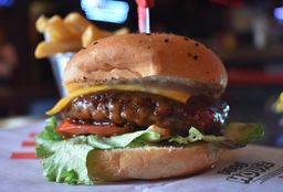 Hamburguesa Bbq Burger