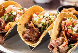 Tacos Costra Rib Eye 2x1