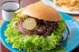 Burger The Vegan One
