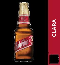 Cerveza Bohemia Clara 325 ml
