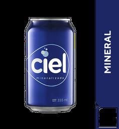 Agua Ciel Blue Mineral 355 ml