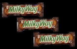 3 Milky Way Chocol 48g