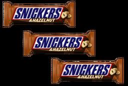 3 Snicke Hazelnut 49.9g