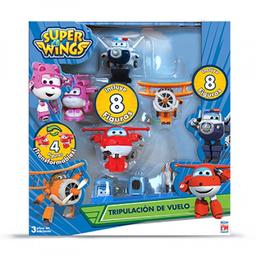 Pack Fotorama Figura Súper Wings 8 U