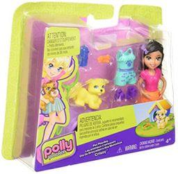 Muñeca Polly Pocket Juego Mascotas 1 U