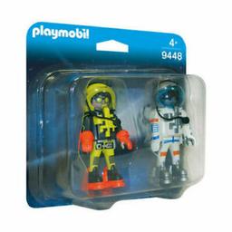 Figura Armable Playmobil Astronautas Duo Pack 1 U