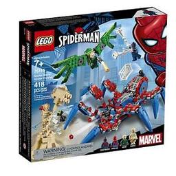 Set de Construcción Lego Araña Reptadora de Spider 418 U