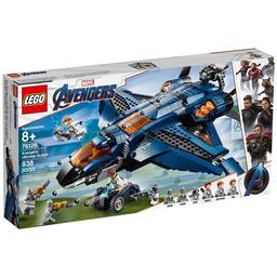 Set de Construcción Lego Quinjet Supremo de los Vengadores 838 U