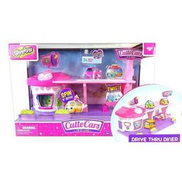 Set Hasbro Cutie Cars Drive Thru