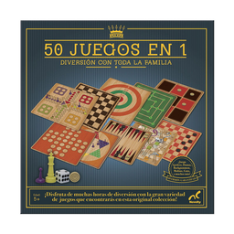 Novelty Pack 50 Juegos En 1