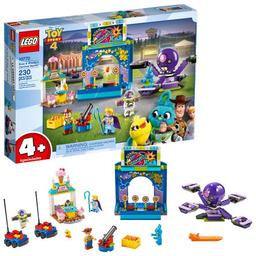Set de Bloques Lego Toy Story Buzz y Woody Locos 230 U