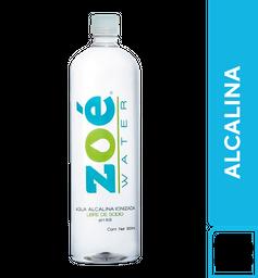 Agua Zoe Natural 900 ml