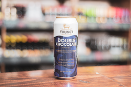 Cerveza Youngs Double Chocolate 500 Ml