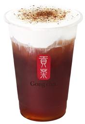Milk Foam Brown Sugar Tea
