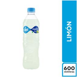 Agua Ciel Limón 600 ml