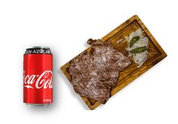 Arrachera + Refresco 40% Off
