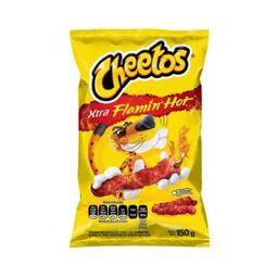 Sabritas Tu Botana Cheetos Flamin Hot96G